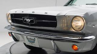 1965 Ford Mustang Convertible For Sale - Startup & Studio Shoot