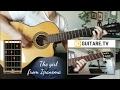 The girl from Ipanema - Garota de Ipanema - Acoustic guitar cover + chords