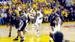 Warriors Mini-Movie: Round 3, Game 2
