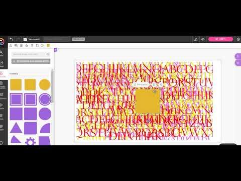 code polychromatique avec Genially