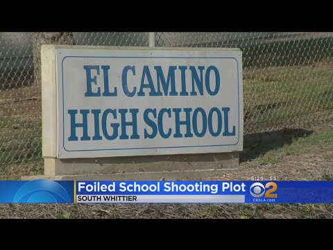 Student Arrested In South Whittier School Shooting Plot