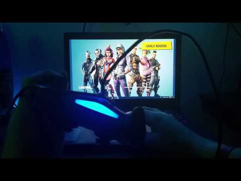 How to play fortnite on laptop with ps4