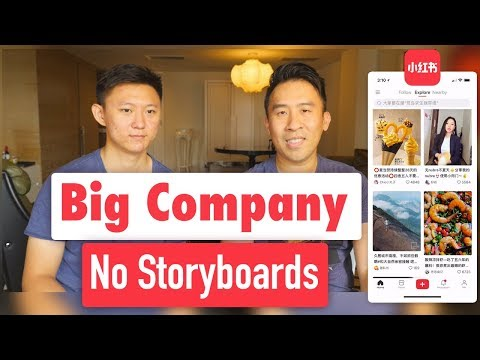 Why Big Chinese Company Has No Storyboards And Uses Async Display Kit (Zhilei Zheng)