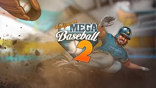 Super Mega Baseball 2 - Action Trailer