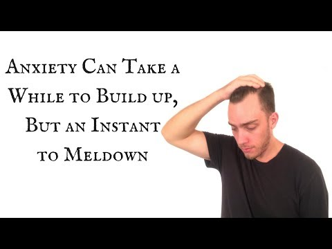 How To Prevent An Anxiety Meltdown