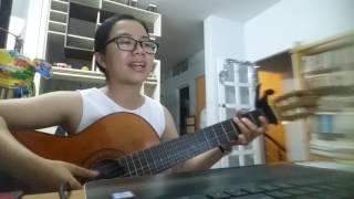 Lời yêu thương - lời Việt: Đức Huy - guitar cover