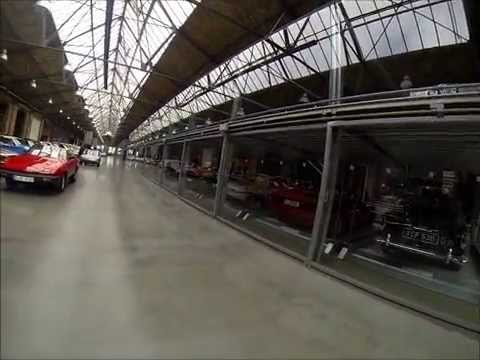 Amazing cars in Classic Remise in Berlin (Part1)