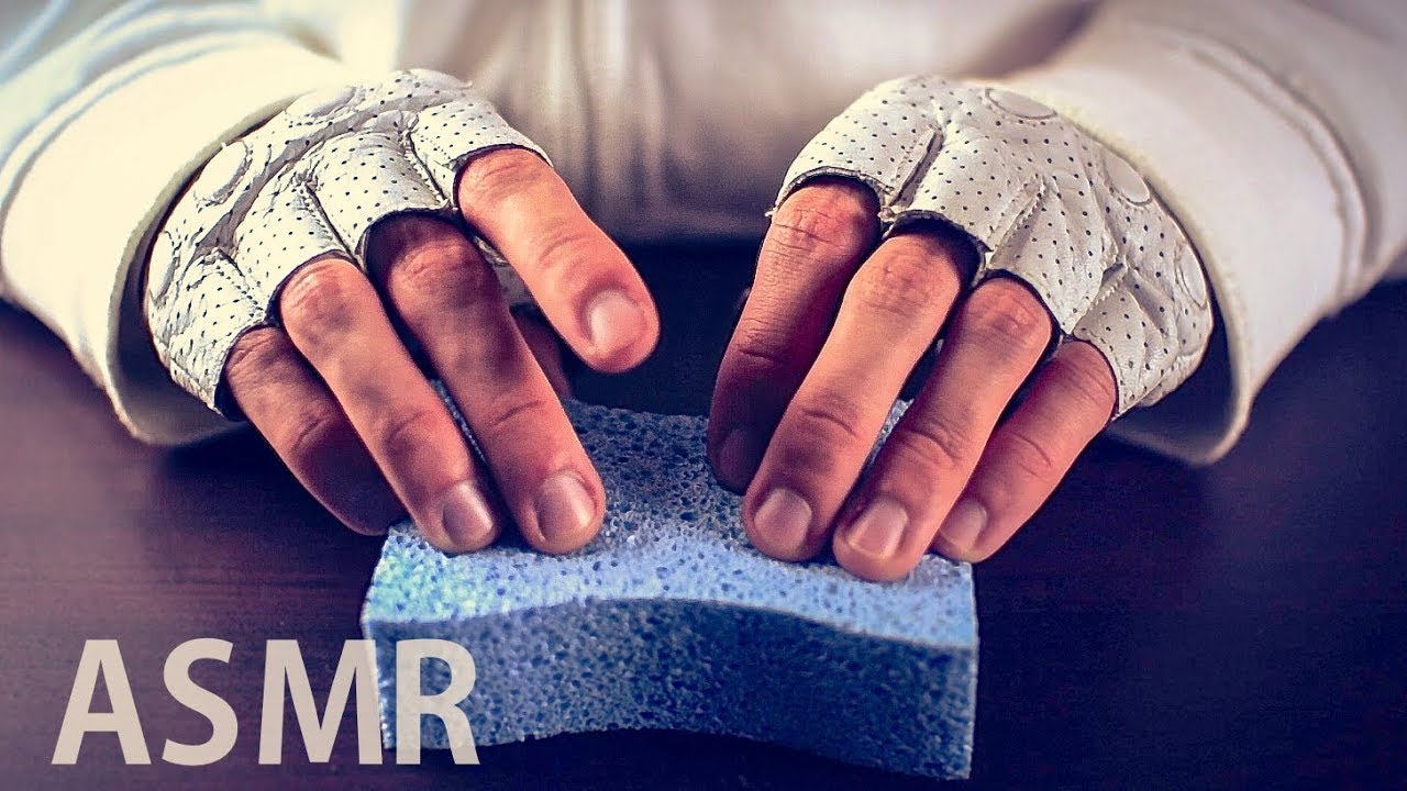 ASMR Tapping Fingers