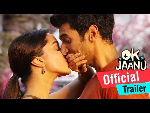 OK Jaanu | Official Trailer | Aditya Roy...