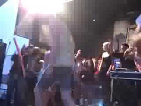 3OH!3 - Katy Perry stage dive
