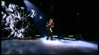 The X Factor - Aiden Grimshaw - I Didn't Mean To Hurt You - Live Shows Episode 2 (16/10/10)