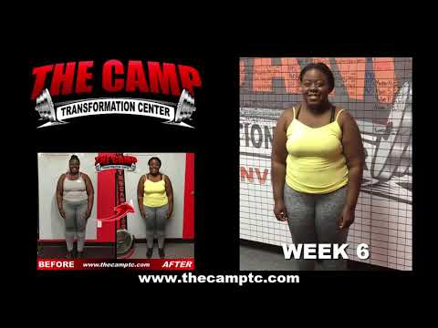 Jacksonville FL Weight Loss Fitness 6 Week Challenge Results - Ashley Jean B.