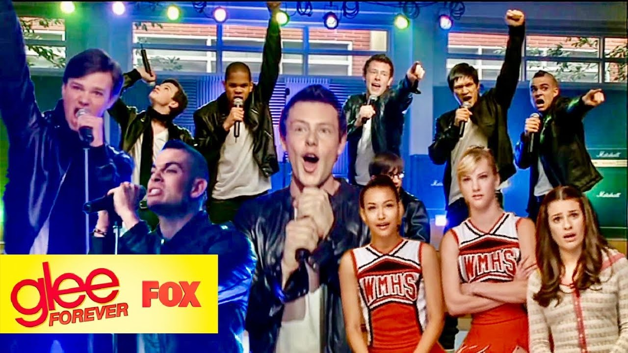 """GLEE - Full Performance of ''It's My Life/Confessions Part II"""" from """"Vitamin D"""""""