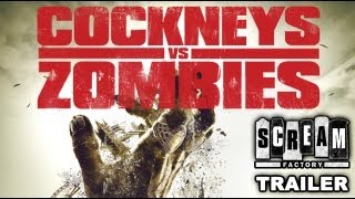 Cockneys Vs. Zombies (2012) - Official Trailer (HD)