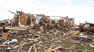 Tornado Destroys Washington, Illinois