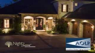Welcome To Night Scenes. Your Low Voltage Landscape Design Professionals