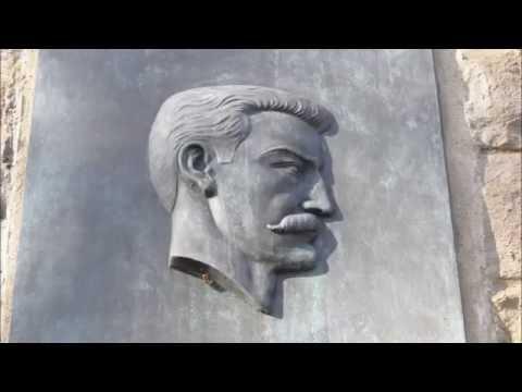 Gustav-Adolf-Uthmann-Denkmal..Shwan Kamal..شوان کەمال