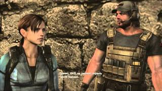 Resident Evil: Revelations - Gameplay Walkthrough (Прохождение) - PC - Part 1 [1080p]