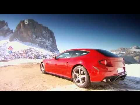 Tiff Needell 2012 Ferrari FF Full Test Review Fifth Gear