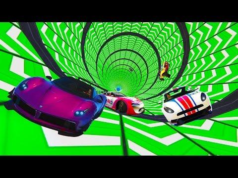 WORLDS FASTEST MODDED RACES (GTA 5 ONLINE)