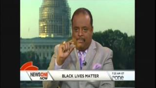 News One Now Dr Jason Johnson on Iyanla Vanzant and Black Lives Matter 9 18 15