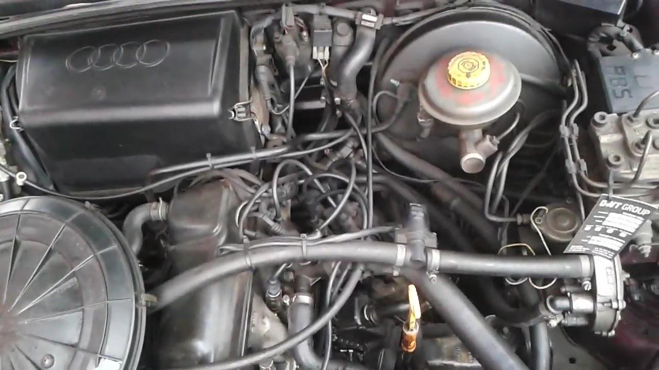 Audi 80 B4 20 Abt Cz 3 Youtube