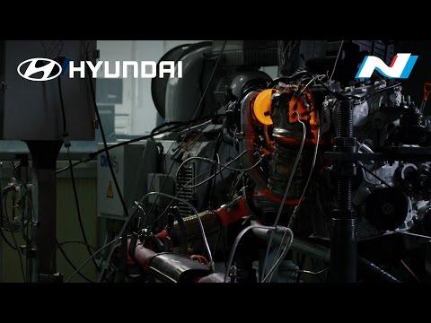 Hyundai i30N Motor 1 6