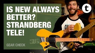 Which Tele is better? | Fender & MacMull vs. Strandberg | #TGU18