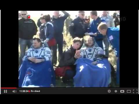 Chris Hadfield and Crew Return Safely Back to Earth !!!! FULL VIDEO !!!!!