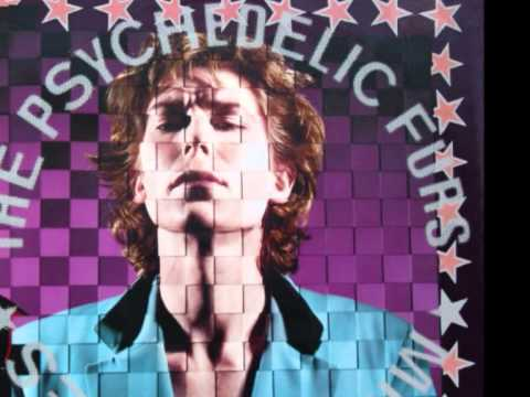 THE PSYCHEDELIC FURS - LIKE A STRANGER (MIRROR MOVES)