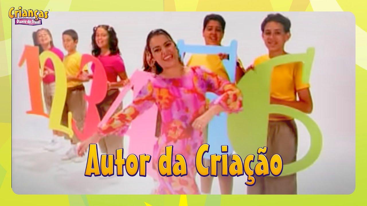 DE DIANTE INFANTIL ARCA NO BAIXAR TRONO DO CD