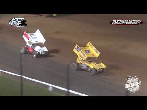 Night Two of the Short Track Nationals from Little Rock AR  10.6.18