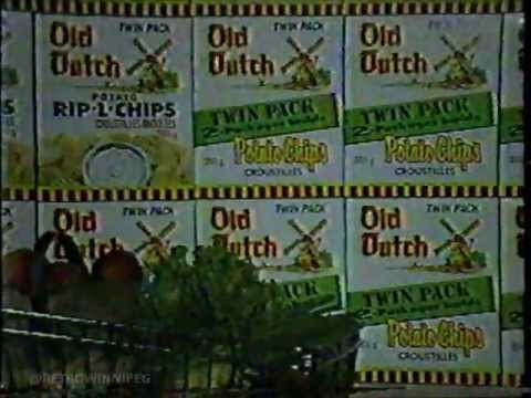 Old Dutch commercial (1985)