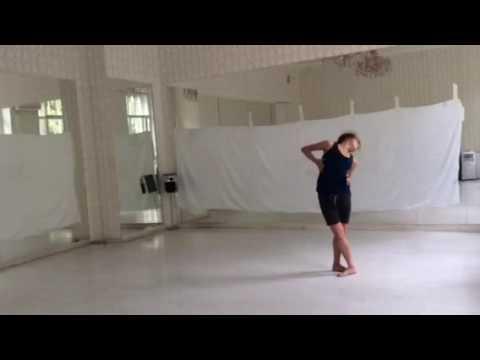 Cue point (extract from a solo) by Olga Uzikaeva (Oli Kaeva)
