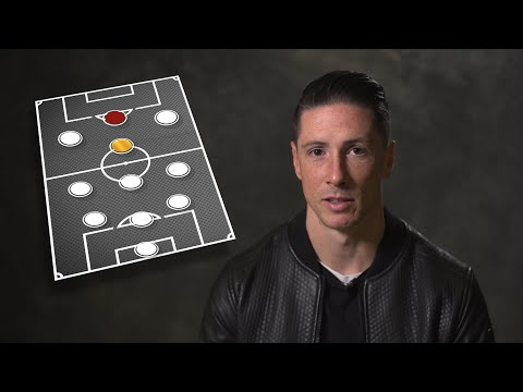 Fernando Torres: My Ultimate XI - Gerrard, Alonso, Xavi and more