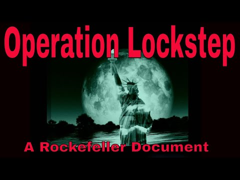 Operation Lockstep: A Rockefeller Document From 2010