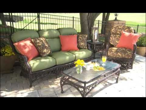 Captivating WeatherMaster® Ultimate Outdoor Cushion By Lane Venture