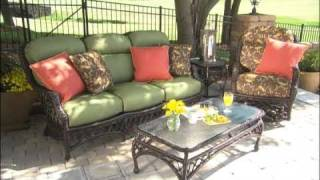 Weathermaster® Ultimate Outdoor Cushion By Lane Venture