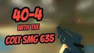 40-4 MIT DEM COLT SMG 635   ROBLOX PHANTOM FORCES