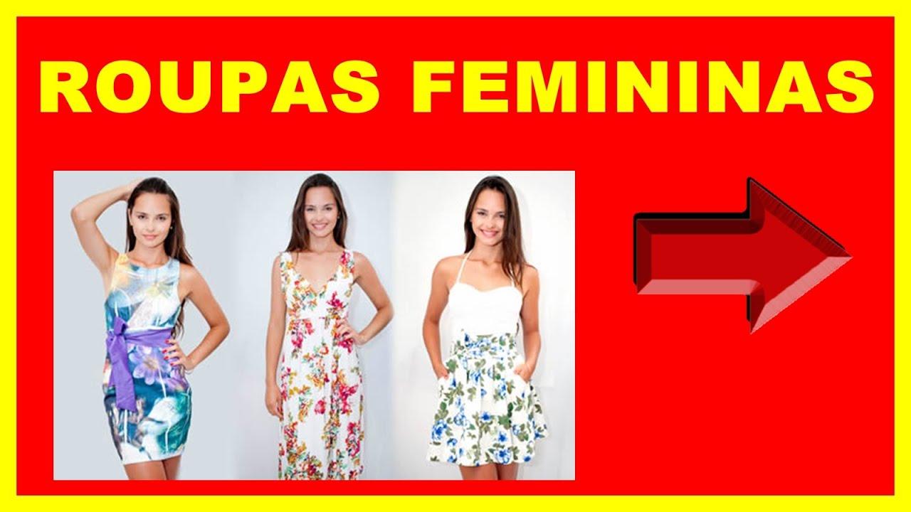c36b8ae01 Roupas femininas baratas. As lojas online de roupas femininas baratas com  frete grátis.