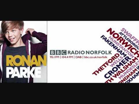 Ronan Parke BBC Radio Norfolk