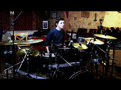 El Pozo - IZAL [Drum Cover] // Manu Oliva