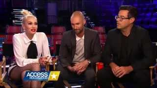 Gwen, Adam and Carson Talk The Voice Season 9