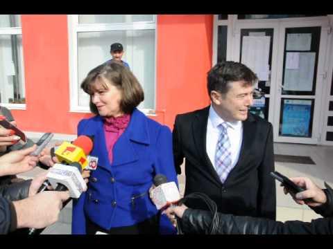 Declaratii dupa vot presedinte CJ Arges, Florin Tecau
