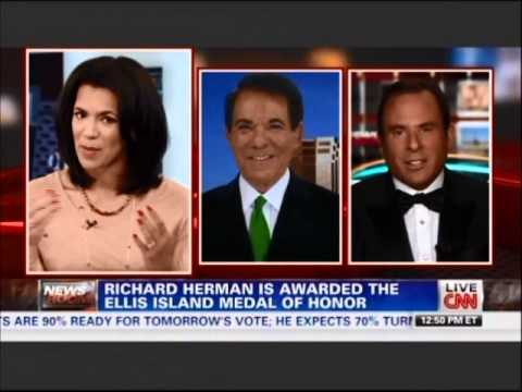 Ellis Island Medal of Honor 2014