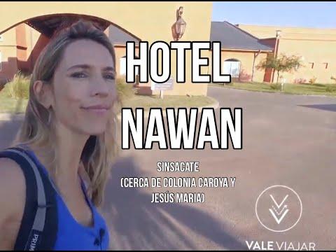 CORDOBA - Hotel Nawan - SINSACATE (Cerca De COLONIA CAROYA Y JESUS MARIA)