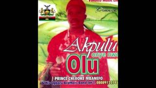 Chijioke Mbanefo - Oke Osisi - Biafra Igbo Highlife Music