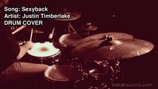 Sexyback | Justin Timberlake | DRUM COVER
