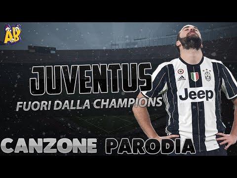 Canzone Juventus Fuori Dalla Champions - (Parodia) Luis Fonsi - Échame La Culpa