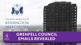 Grenfell council leader emails over tower fire revealed